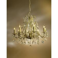 marie therese cream antique french style chandelier
