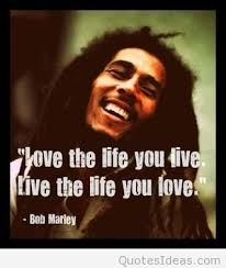 Bob Marley Quotes About Love Gorgeous Bob Marley