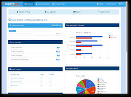 Acquiretm Applicant Tracking Software Eon Applications Inc
