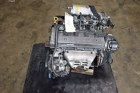 93-97 JDM TOYOTA Corolla 5A-Fe 5A 1.5L Engine Motor Assembly Ae100 ...