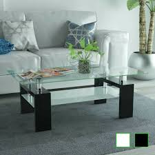 tamia high gloss lacquer end table for