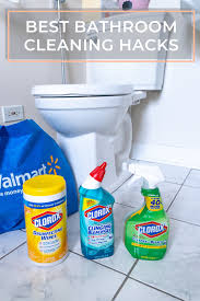 10 best bathroom cleaning s