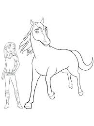 stallion coloring pages spirit horse coloring pages lucky spirit spirit horse coloring pages spirit stallion