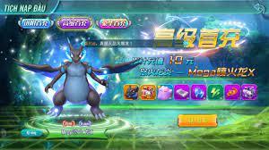 Game Pokemon Lậu Việt Hóa   Siêu Nhiều Kim Cương - YouTube