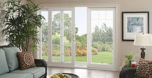 amazing 3 panel sliding patio door alside s windows amp patio doors sliding patio doors exterior remodel images