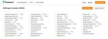 Best Crowdsourcing Job Websites For Freelance Writers - Ethos Community