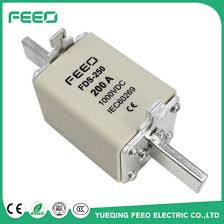 china hot sell pv dc fused junction box thermal fuse with high