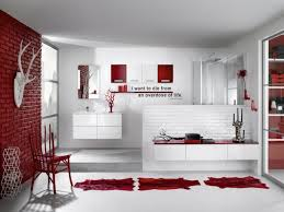 black and red bathroom accessories. bathroom design:awesome red accessories picture ideas tile and white black e