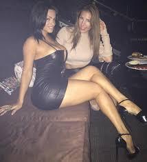 Big tits at a party
