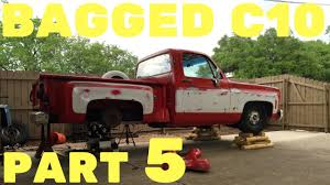 All Chevy chevy c10 body styles : PART 5 CHEVY C10 ACCUAIR SUSPENSION BUILD | Bagged Squarebody ...