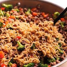healthy ramen noodles stir fry what s