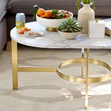 great oval marble coffee table marble oval coffee table west elm