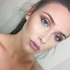 date night makeup look by katclrk