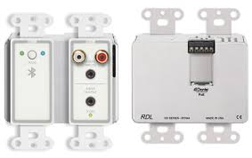 Radio Design Labs Dd Btn44 Wall Mounted Bi Directional Line Level And