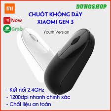 Chuột không dây Xiaomi Lite 2019 / Chuột Không Dây MIIIW MWWM01 - Phụ kiện  phím chuột văn phòng