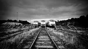 desktop background images black and white. Wonderful Desktop Train Railway Black And White Desktop Background To Desktop Background Images Black And White 5