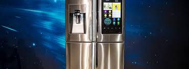 samsung tv refrigerator. samsung\u0027s new family hub refrigerator is\u2026 samsung tv t
