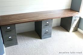 butcher block desk tops butcher block desk top meadow lake road butcher block top diy