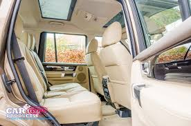 2016 land rover discovery 4 sdv6 hse review interior rear leather seats hdr 2