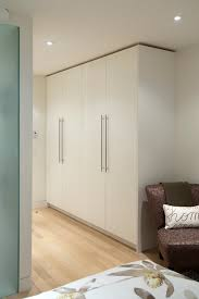 Hallway Closet contemporary-hall