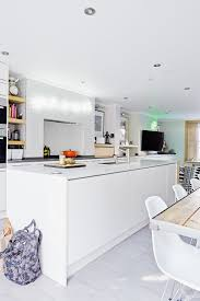 Kitchens In Victorian Houses Creative Victorian Terrace Renovation Real Homes