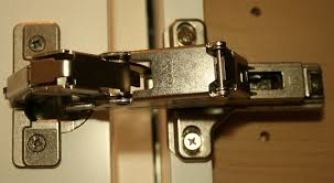 Image Of: Awesome Kitchen Cabinet Hinges Nice Look