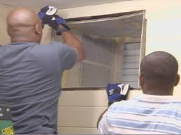 Through The Wall Heating And Cooling Units Stopping Air Leaks In Hvac Systems Hgtv