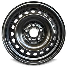Nissan Lug Pattern Chart Road Ready Car Wheel For 2013 2019 Nissan Sentra 16 Inch 5 Lug Black Steel Rim Fits R16 Tire Exact Oem Replacement Full Size Spare