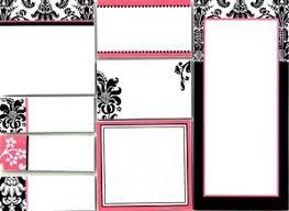 damask office accessories. Damask Sticky Notes Set Office Accessories D