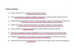 Bartender Resume Skills Impressive Bartender Resume Sample Complete Guide [28 Examples]