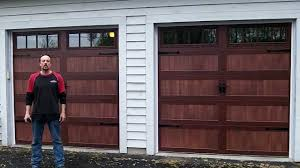 Garage Door overhead garage doors photos : Accents CHI Overhead Garage Doors Model # 5916,5983,5283 - YouTube