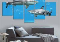 ... Fancy Plush Design Shark Bedroom Decor Wallpaper Sfdark U2013 Interior  Inside Shark Decor For Bedroom ...