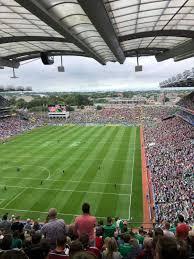 Croke Park Section 715 Home Of Dublin Gaa