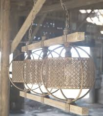 rustic rectangular metal and wood chandelier antique farmhouse refer to rectangular wood chandelier gallery