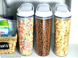 cereal storage storage boxes better homes and garden storage containers cereal containers garden storage box storage