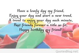 Friend Birthday Quotes Delectable Friends Birthdays Quotes