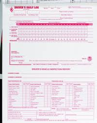 Drivers Log Book Sample 705 Ld 2 In 1 Drivers Daily Logs Carbonless 2 Ply With