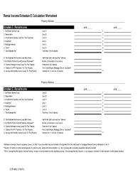 Depreciation Schedule Calculator 16 Printable Depreciation Calculator Forms And Templates