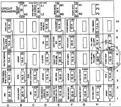 1996 lesabre fuse diagram 1996 wiring diagrams online