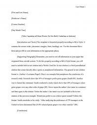 Mla Style In Word 002 Mla Format Template Download Ulyssesroom
