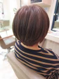 白髪 が 目立た ない 髪型