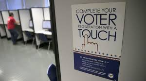 23 Than Dmv Vote Angeles Registered Times - 000 To State Incorrectly More Los By Were Californians