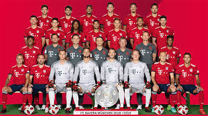 Servus, julian nagelsmann 👋 #miasanmia #fcbayern #packmas #nagelsmann. Kader Von Fc Bayern Munchen Sportbuzzer De Sportbuzzer De