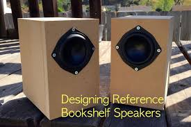 picture of design your own reference bookshelf speakers