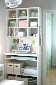 home office cool office. Narrow Desk With Storage Cool Small Home Office Ideas Shelves Design Modern
