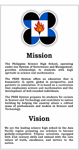 philippine science high school caraga region campus news mission and vision
