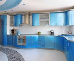 Funky Kitchen Cabinets Metal Kitchen Cabinet Presents Cool Styles Designoursign
