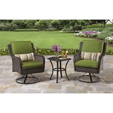 Small Picture Better Homes and Gardens Amelia Cove 3 Piece Outdoor Bistro Set
