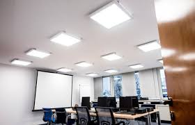 office light. led office lighting at ge capital real estate 7 feature light e