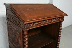 antique standing desk. Beautiful Desk Renaissance Standing Desk Desk  Intended Antique Desk W